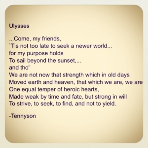 a comparison of ulysses by alfred lord tennyson and do not go gentle into that good night by dylan t Ulysses - alfred lord tennyson - though much is taken much abides see more  do not go gentle into that good night ~ dylan thomas this is poem loved so much by the hero of the wolf project  comparison of love in cristina rossetti's 'remember' & william shakespeare's 'sonnet 'sonnet depicts the simpl.
